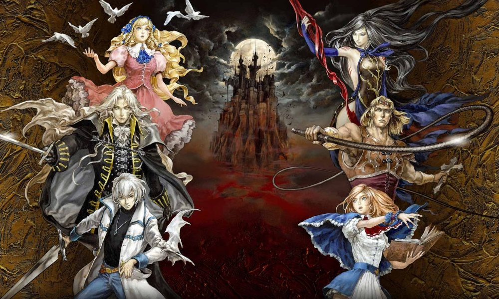 Castlevania: Grimoire of Souls Announced