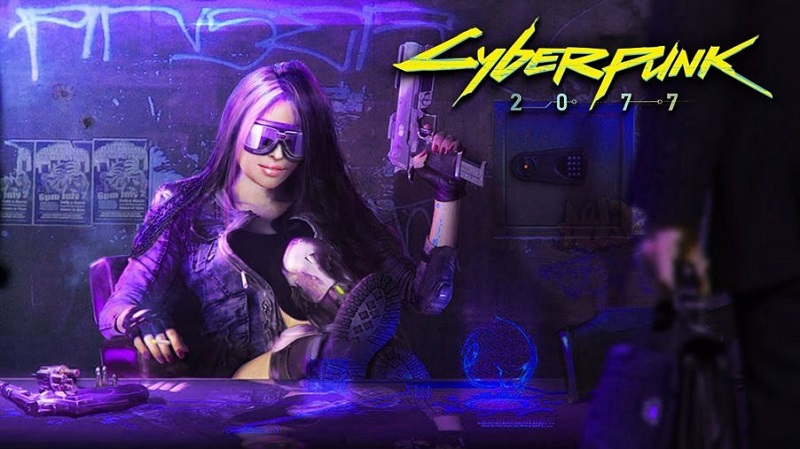 CD Projekt RED Taking an RPG to E3 - Cyberpunk 2077?