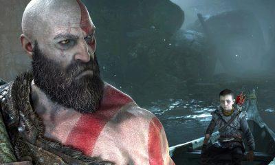 God of War PS4 UI update 1.15