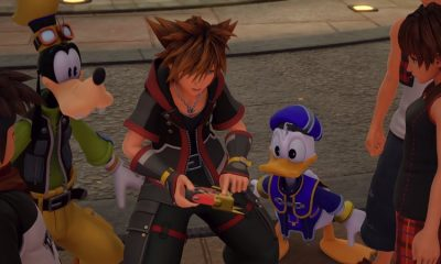 Kingdom Hearts 3 Switch