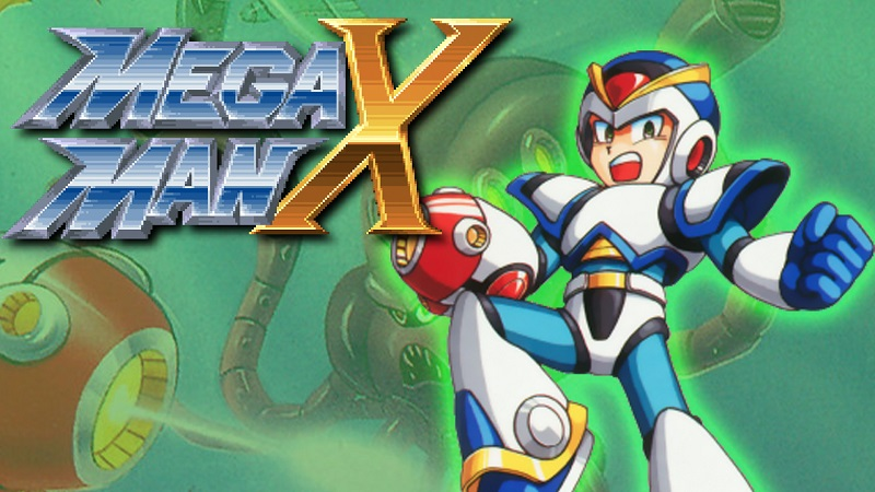 'Mega Man X Legacy Collection' (ALL) Titles Coming In July