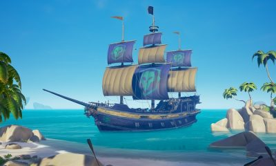 Sea of Thieves update patch 1.0.4