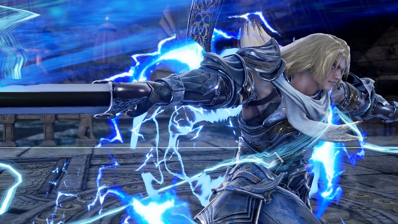 SoulCalibur VI - Siegfried joins the roster