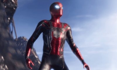 Spider-Man 2018 Iron suit
