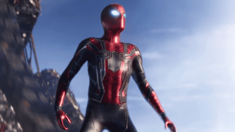Iron Spider PS4 Trailer
