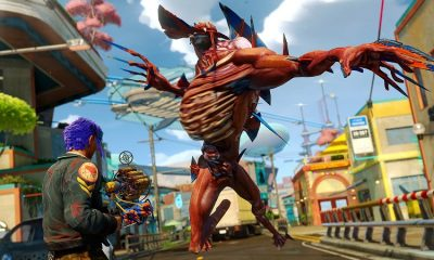 Sunset Overdrive Xbox One X Patch