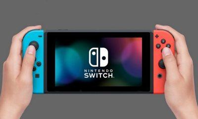 Nintendo Switch sales top 17 million April 2018