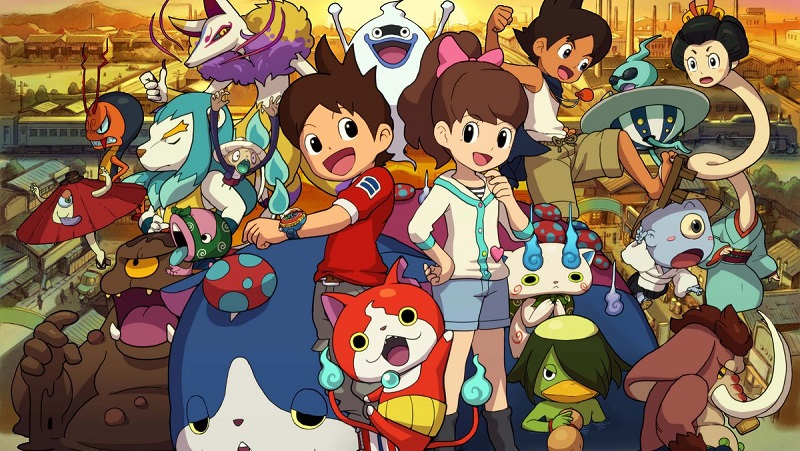 Yokai Watch 4 Announced for Switch in Japan