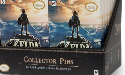 Zelda PowerA Collector Pins