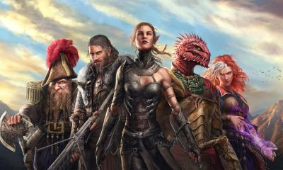 Divinity Original Sin 2 PS4 Xbox One August 2018 release date