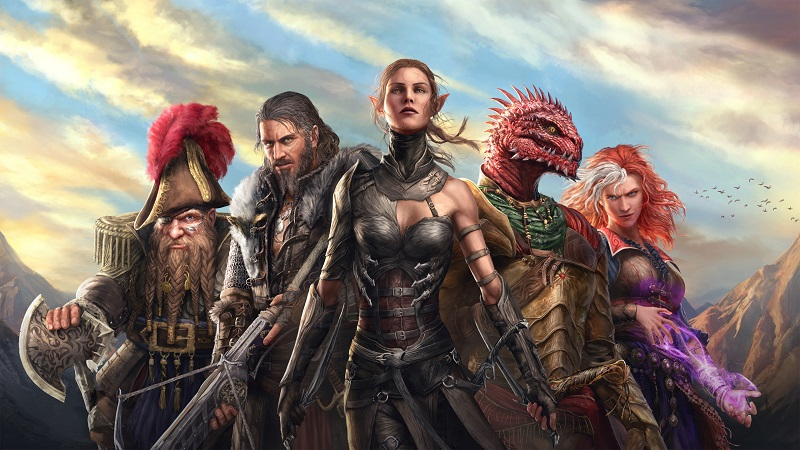 Divinity: Original Sin 2 is heading to PS4 and Xbox One