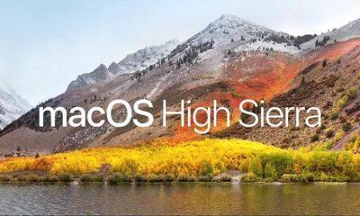 macOS High Sierra update 10.13.4