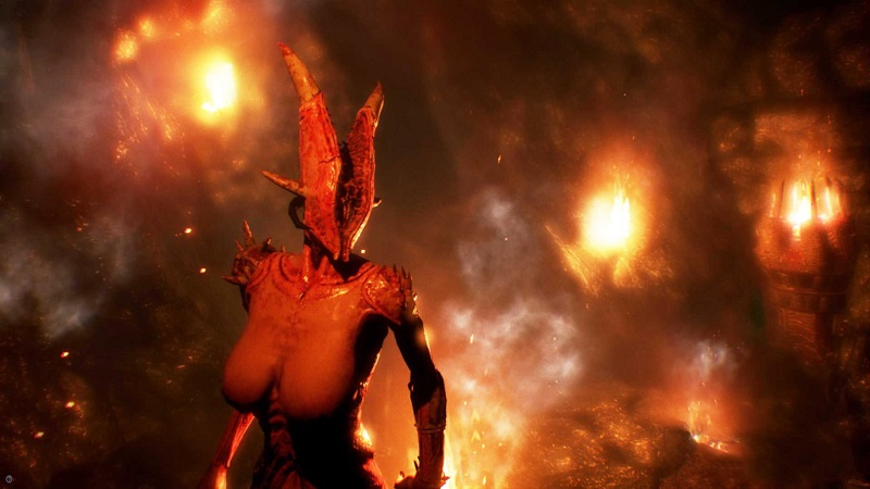 Agony's new story trailer is pure nightmare fuel