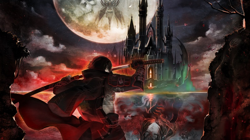 Bloodstained: Curse Of The Moon Whips Nintendo Switch And 3DS This Month
