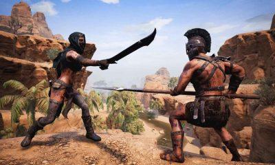Conan Exiles launch trailer funcom