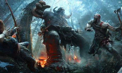 God of War fastest-selling PS4 exclusive
