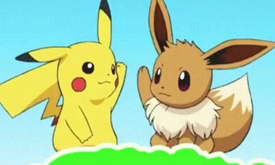Let's Go Pikachu Evee