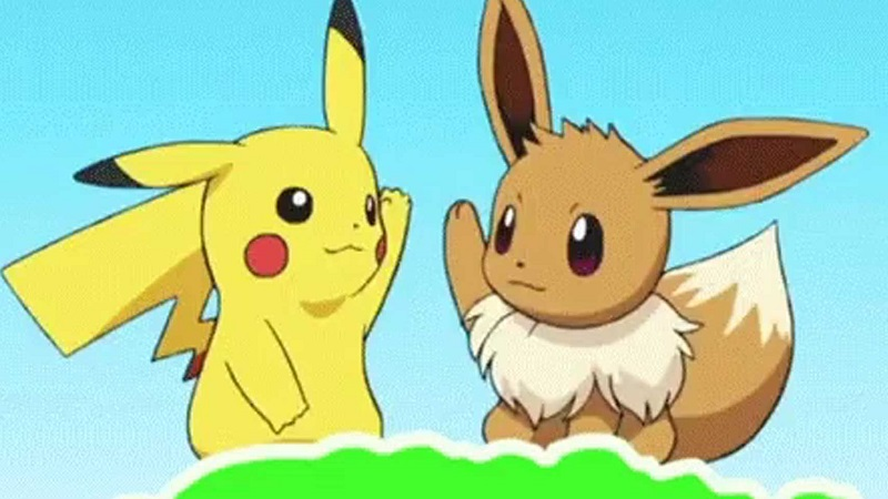 Pokémon Let's Go! Pikachu & Eevee domains registered, Eevee trademark filed in China