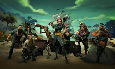 Sea of Thieves update patch 1.0.8