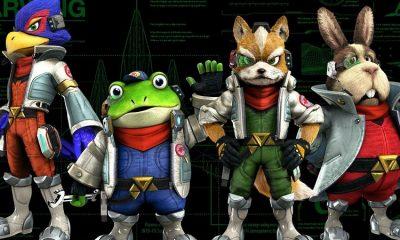 Star Fox Grand Prix Switch Retro Studios