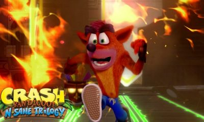 Crash Bandicoot N. Sane Trilogy PS4 update