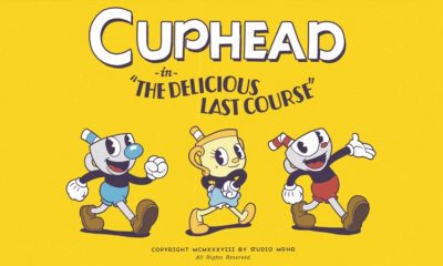 Cuphead Delicious Last Course DLC