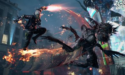 Devil May Cry 5 story, gameplay, characters