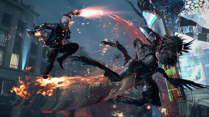 Devil May Cry 5 Revealed At E3 2018 By Capcom
