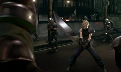 Final Fantasy 7 Remake development update