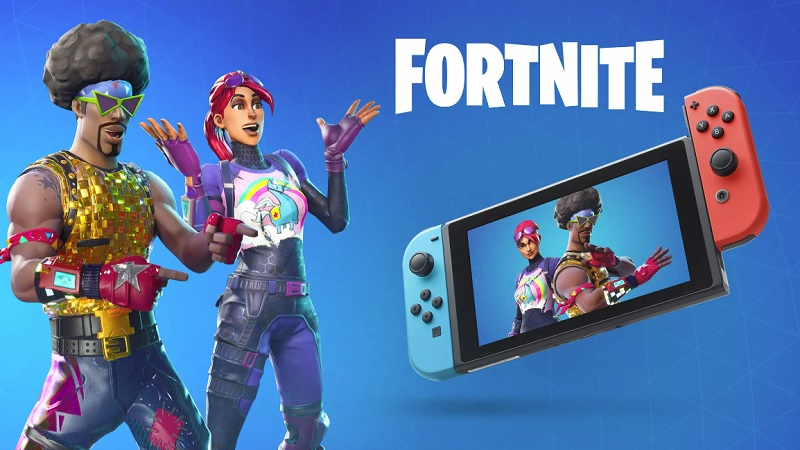 E3 2018: Fortnite Confirmed for Nintendo Switch, Available Today