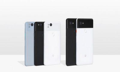 Google Pixel 3 screen sizes