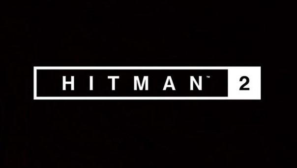 Hitman 2 logo 2018