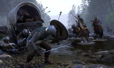 Kingdom Come Deliverance 1.5 patch notes