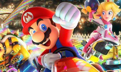 Mario Kart 8 Deluxe Nintendo Labo update 1.5