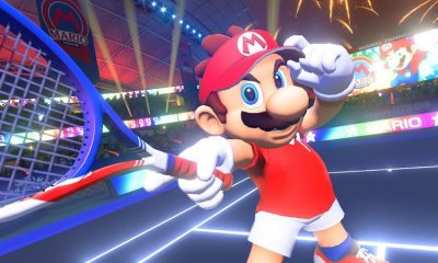 Mario Tennis Aces update 1.1.1