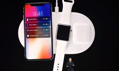 Apple AirPower Wireless Charger Mat