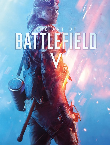 The Art of Battlefield 5 front cover