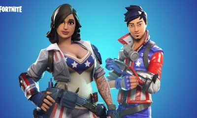 Fortnite Stars and Stripes update patch 4.5