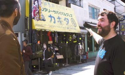 Shenmue Return to Dobuita Street