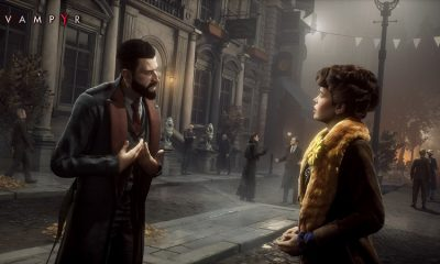 Vampyr new difficulty modes PS4, Xbox One, PC
