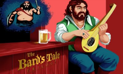 The Bard's Tale Trilogy cheat trainer