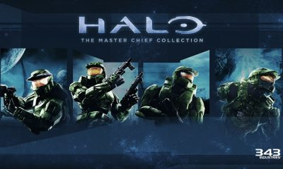Halo Master Chief Collection Xbox One X