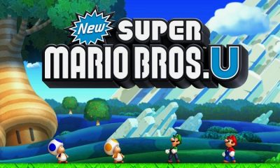 New Super Mario Bros. U Deluxe Switch