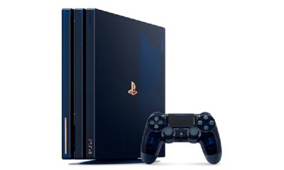 PS4 Pro 500 Million