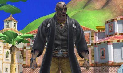 Rodin Super Smash Bros. Ultimate Isle Delfino