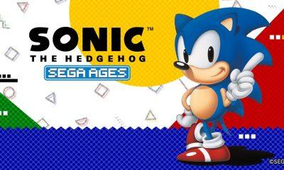 Sega Ages Sonic Thunder Delay