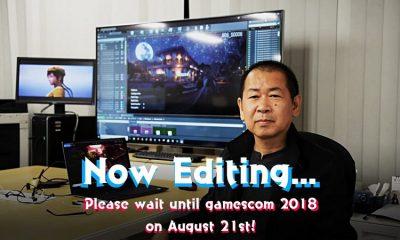 Shenmue 3 Gamescom 2018 announcement