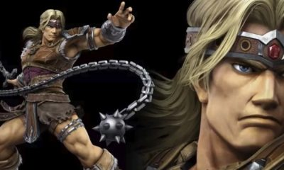 Super Smash Bros. Ultimate Simon Richter Belmont