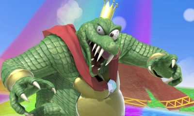 Super Smash Bros. King K. Rool