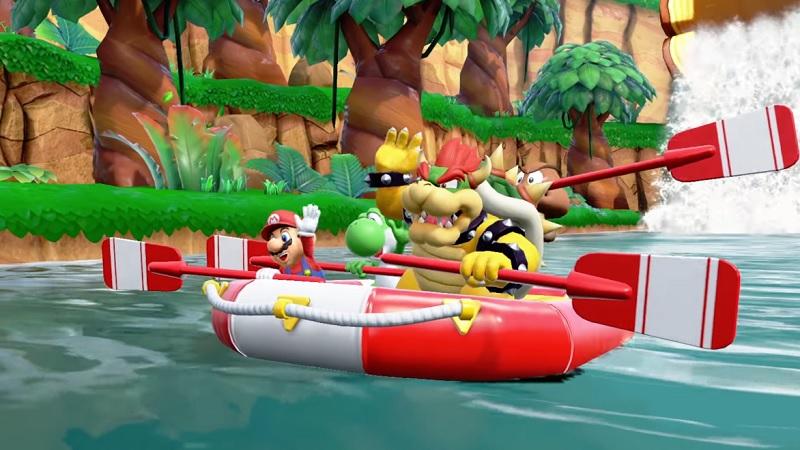 Super Mario Party River Survival - Análisis: Super Mario Party
